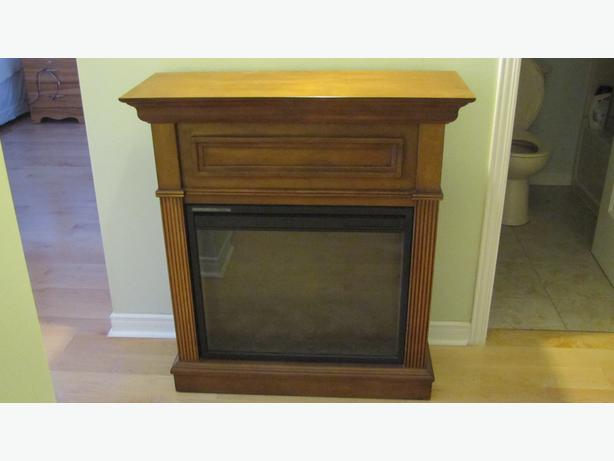 One Electric Fireplace