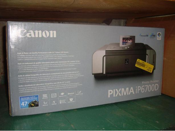 Brand New Canon Pixma Printer iP6700D - $125