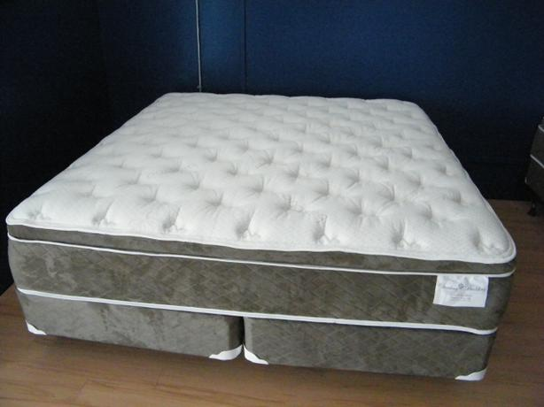 SPOIL YOURSELF-TOP OF THE LINE KING MATTRESS SET