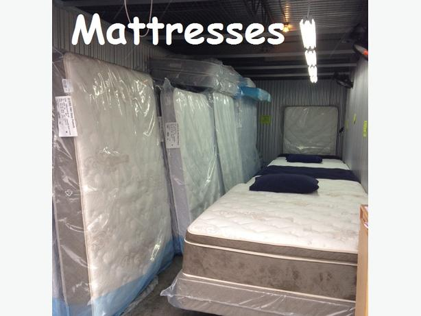 NEW MATTRESSES AT FACTORY DIRECT PRICES