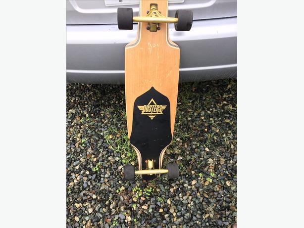 Longboard Dusters
