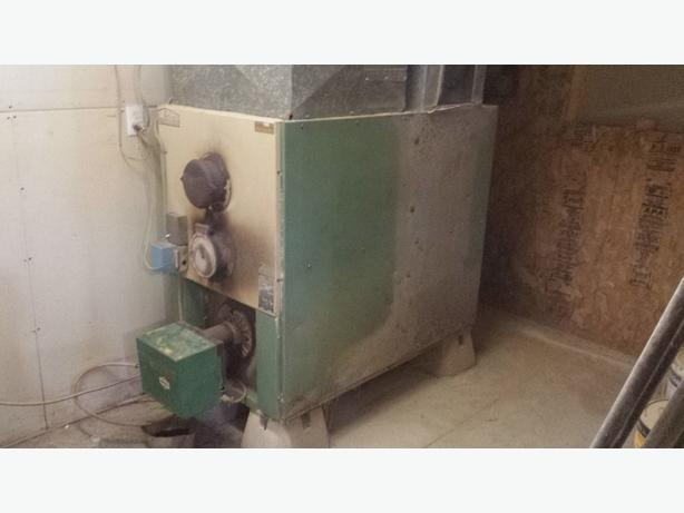 FREE: forced air furnace