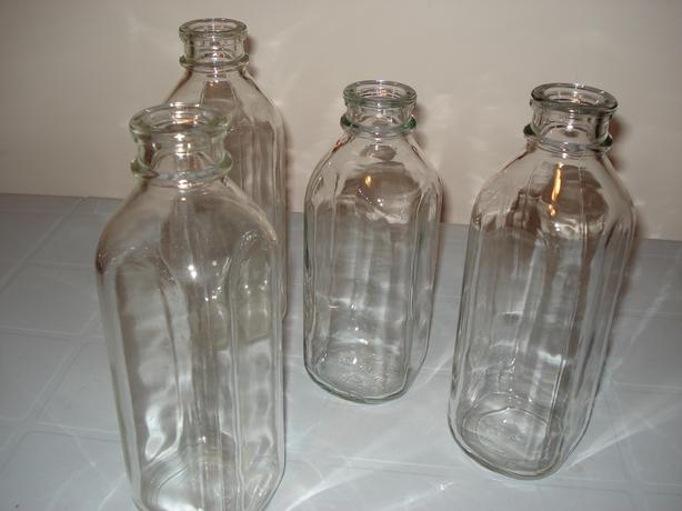 Antique Milk Bottles
