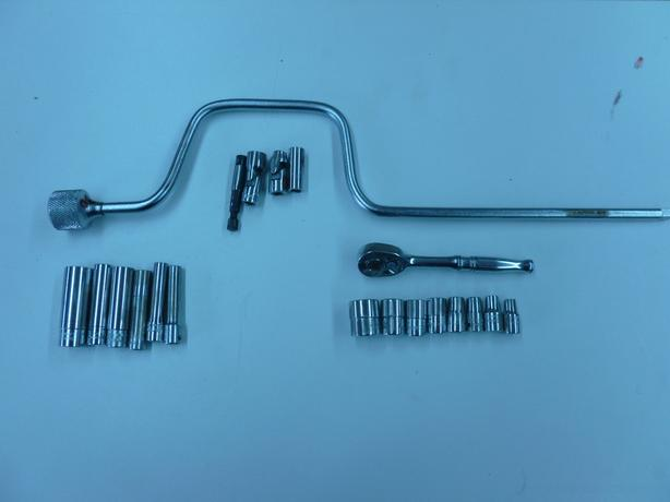 """Snap-On Tools and MAC 1/4"""" drive"""