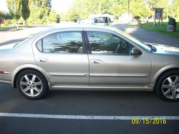 2003'  NISSAN MAXIMA GLE LUXURY SEDAN