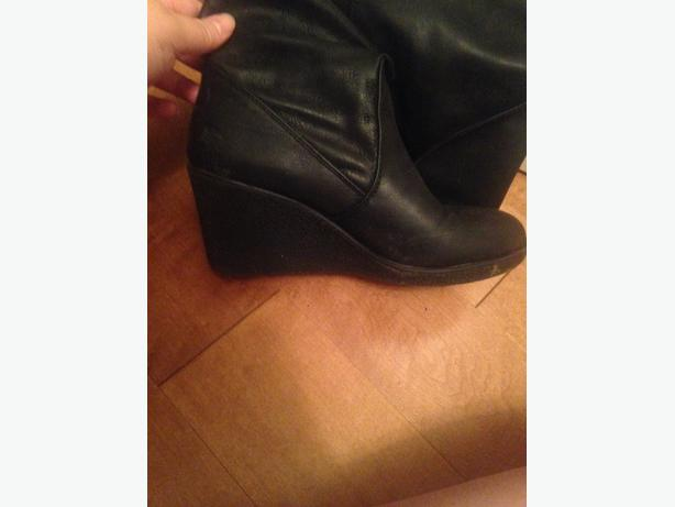 size 8 wedge heel