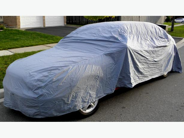 Storage Car Cover Inside 15 Feet Long Vehicle