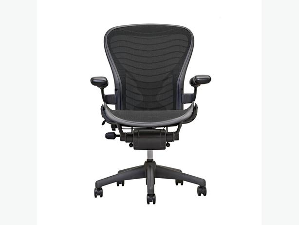 Herman Miller Aeron Chair - FULLY UPGRADED (Size B)