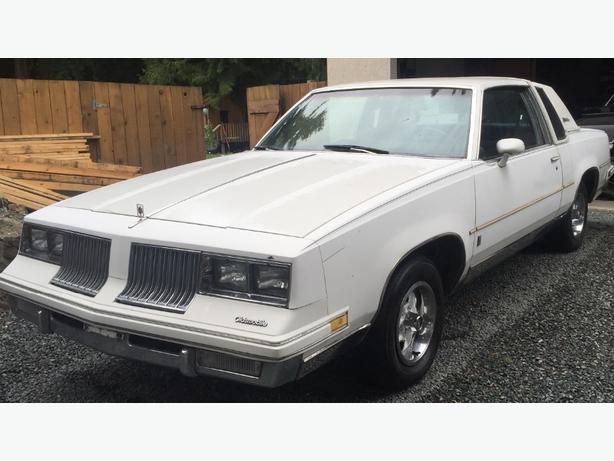 1985 Olds Cutlass Supreme