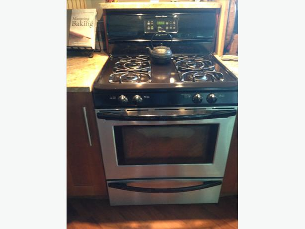 GAS STOVE FRIGIDAIRE CLASSIC SERIES