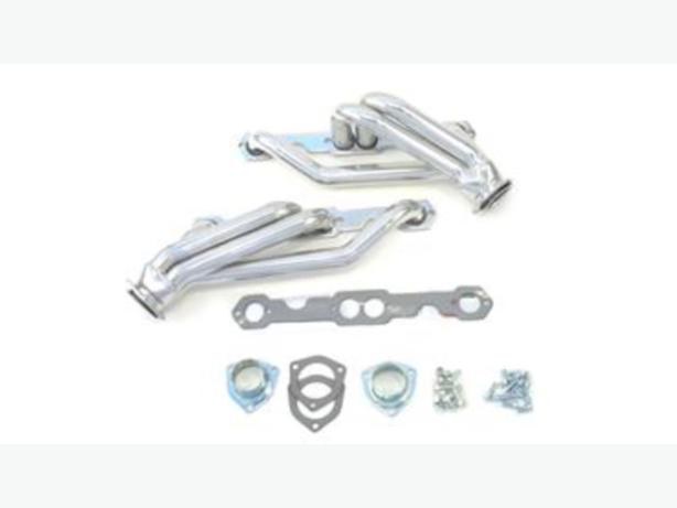 Brand New Ceramic Coated Shorty S10 headers