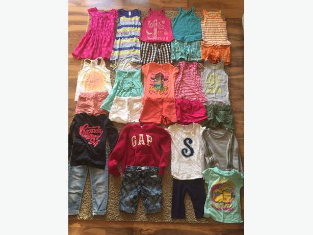 Girl's Clothing size 7-8