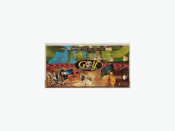 golf, this board game