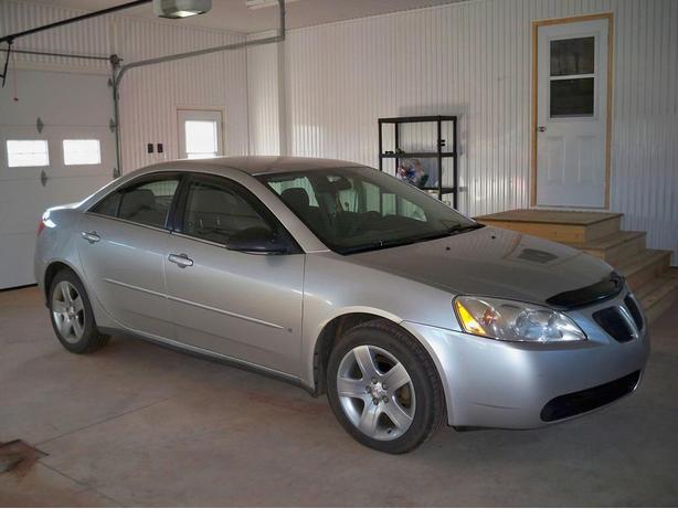 2007 G6 SE