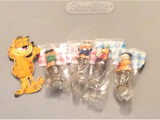 Garfield stuff