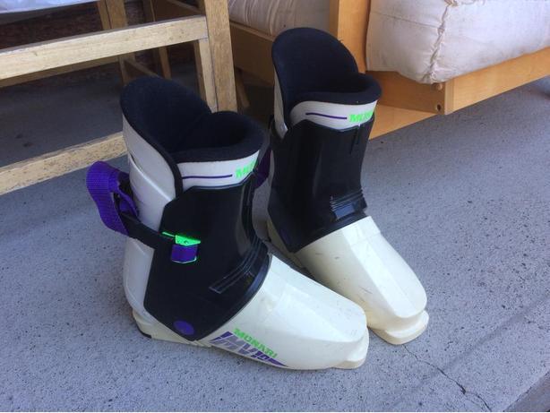 Munari Italian Ski Boots