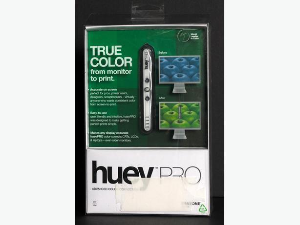 Huey Pro Calibrator for monitor