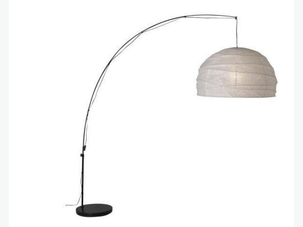 Regolit floor lamp from Ikea