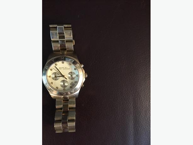 Marc by Marc Jacobs woman's watch.