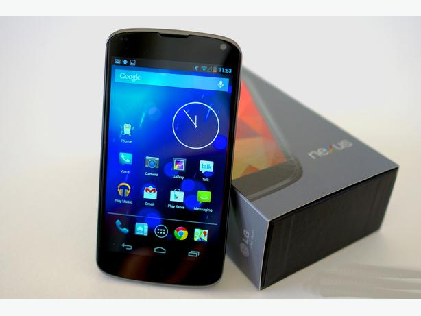 LG Nexus 4 - Quad-core, Unlocked