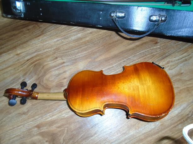 Quarter Size B&J Music Violin