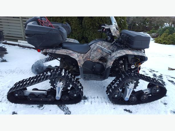 Xgen tracks / Snow plow
