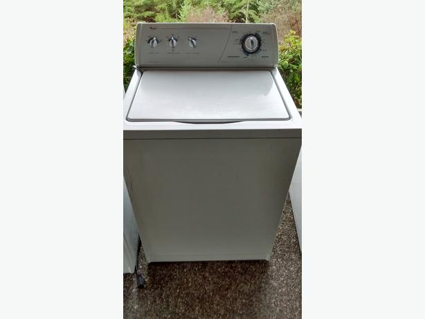 Whirlpool Super Capacity Washer
