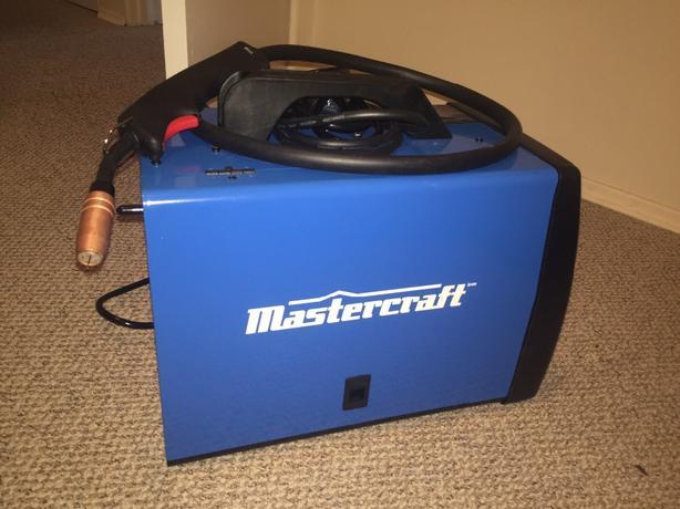 Mastercraft Mig welder $400 OBO