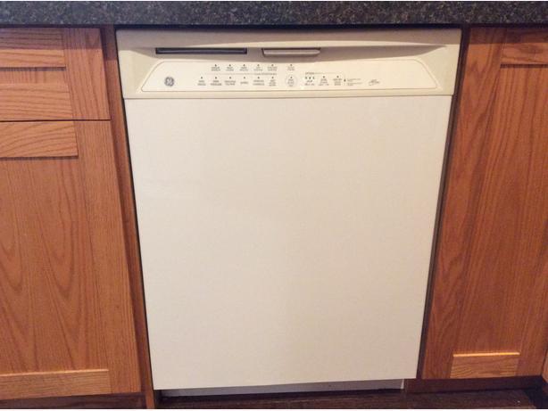 GE built in dishwasher