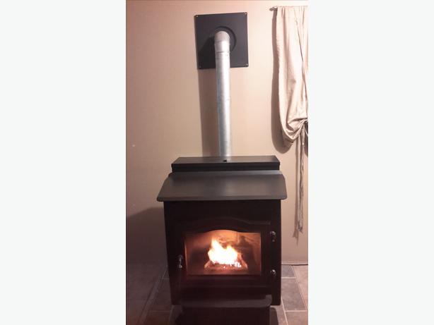 p61 Harman pellet stove