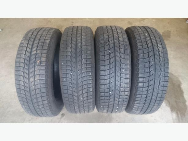 Michelin x ice winter tires 215,65r16