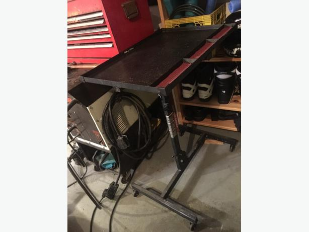 tool table stand