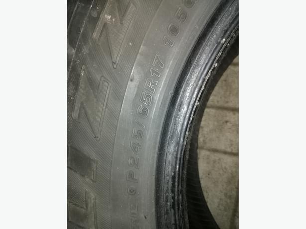 4 Winter tire's