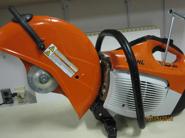 Cut Off Saw - Stihl TS420