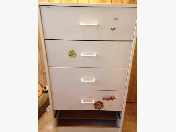 FREE: 4 Drawer Dresser