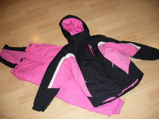 TCP Girl's 3-in-1 Jacket Size 10/12 with snow pants