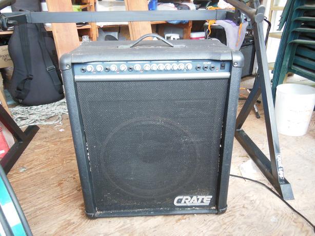 3 input guitar amp