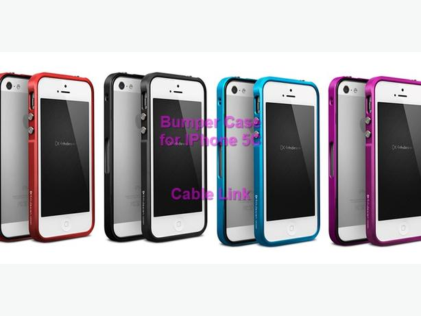 Bumper Frame Case for Apple IPhone 5C (Multi Colors)