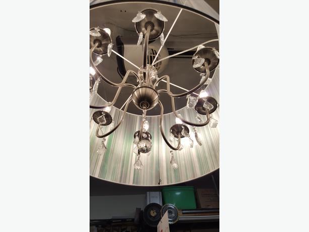 Brand new chandelier