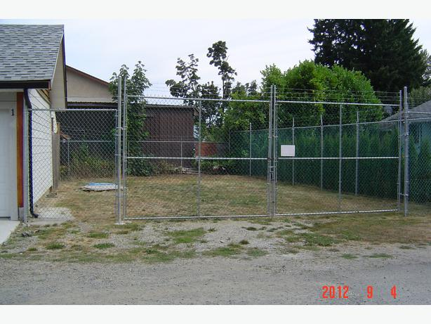 Duncan Storage Yard