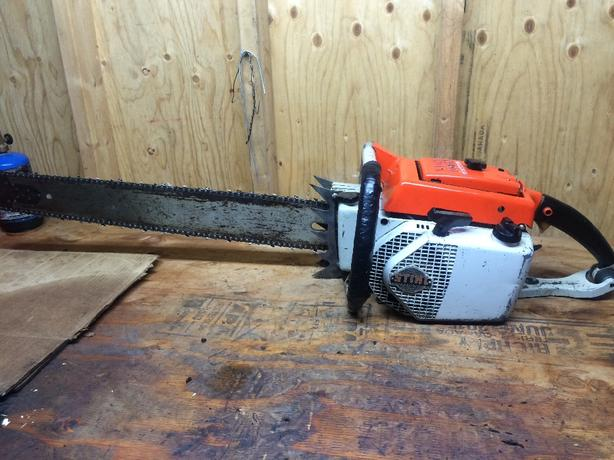 Mint Stihl 051 Milling Chainsaw