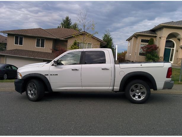 2010 dodge 1500 larime fully loaded