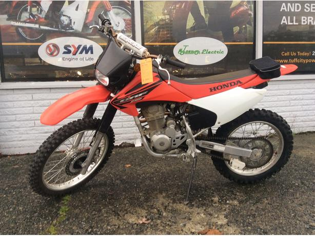 2005 Honda CRF230 electric start, great trail bike