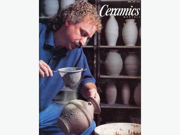 Ceramics Monthly Magazines Collection - 1970 to 2003
