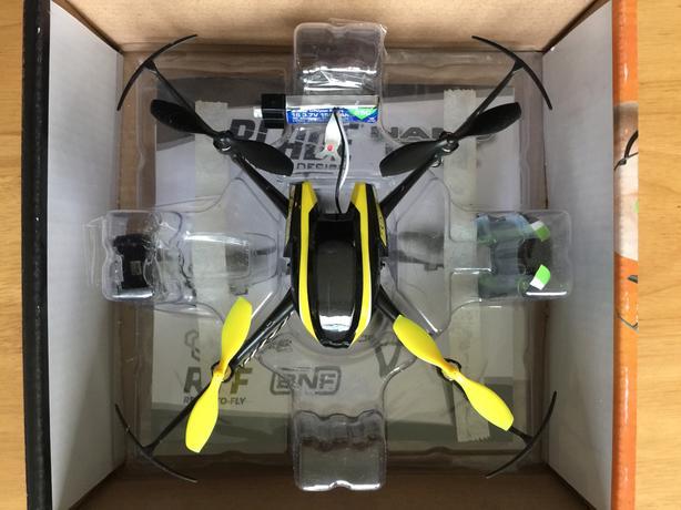 Blade Nano QX 18 Gram Quadcopter & Transmitter + Extras