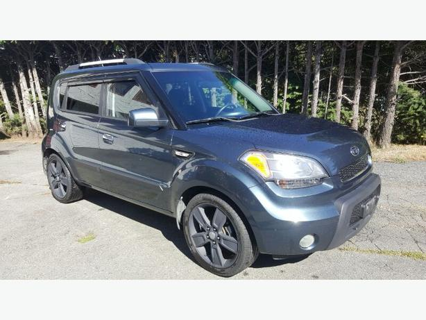 2010 kia soul 4u 5 speed standard