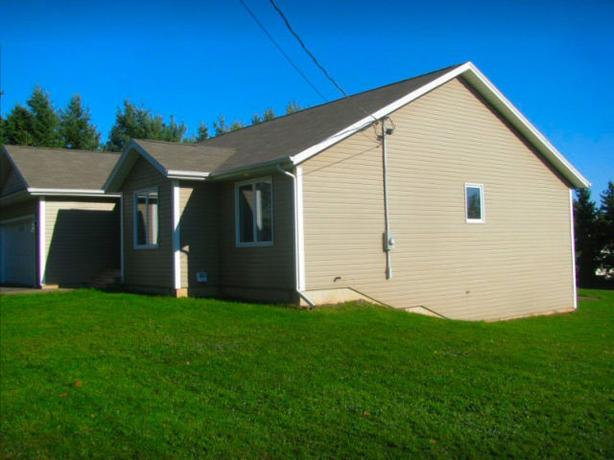 Nearly New Bungalow, East Royalty, PEI