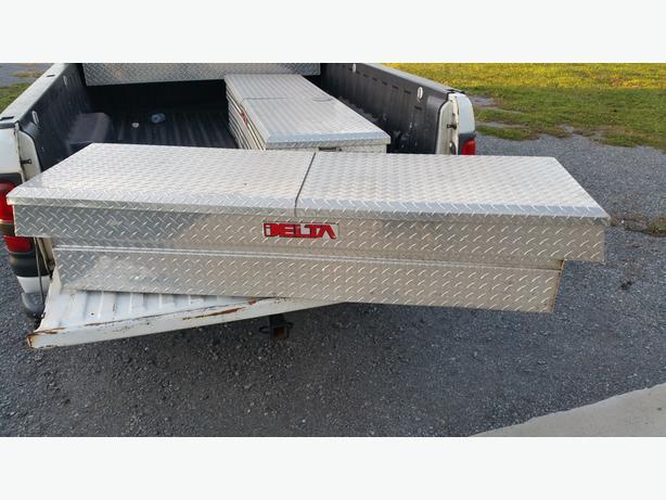 Delta Truck Box
