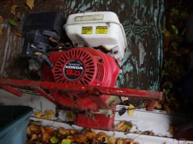 9 hp honda - parts /repair