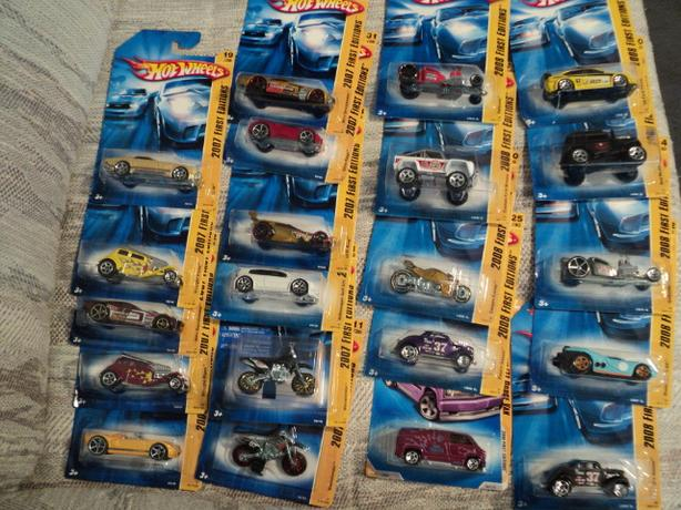 Hot Wheels First Editions 75 Cents Each (ON HOLD)